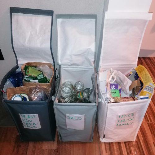 Z 240L na 50. Koľko odpadu vytvorí vaša rodina?